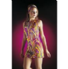 Psychedelic Mini-dress